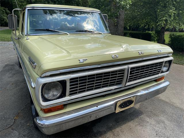 1970 Ford F100 (CC-1517585) for sale in Belmont , NC