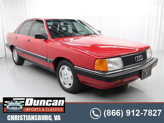 1990 Audi 100 (CC-1517603) for sale in Christiansburg, Virginia