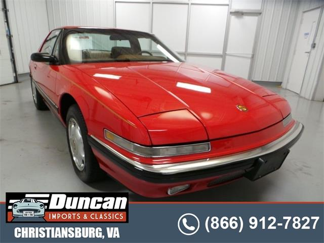 1991 Buick Reatta (CC-1517608) for sale in Christiansburg, Virginia