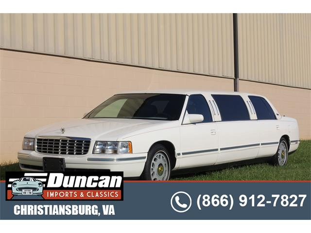 1998 Cadillac DeVille (CC-1517610) for sale in Christiansburg, Virginia