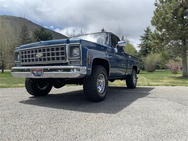 1980 Chevrolet K-10 (CC-1517613) for sale in Hailey, Idaho