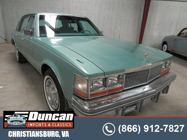 1977 Cadillac Seville (CC-1517614) for sale in Christiansburg, Virginia