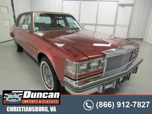 1978 Cadillac Seville (CC-1517615) for sale in Christiansburg, Virginia