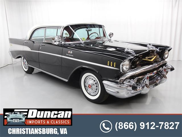 1957 Chevrolet Bel Air (CC-1517617) for sale in Christiansburg, Virginia