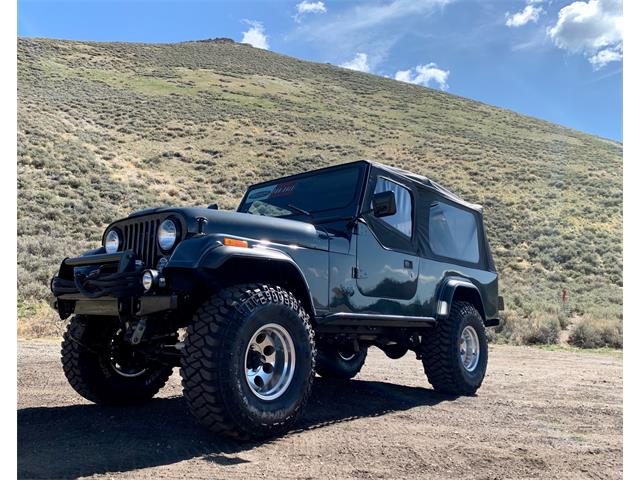 1981 Jeep CJ8 Scrambler (CC-1517621) for sale in Hailey, Idaho