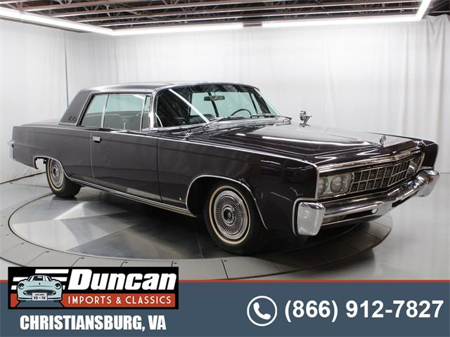 1966 Chrysler Imperial (CC-1517622) for sale in Christiansburg, Virginia