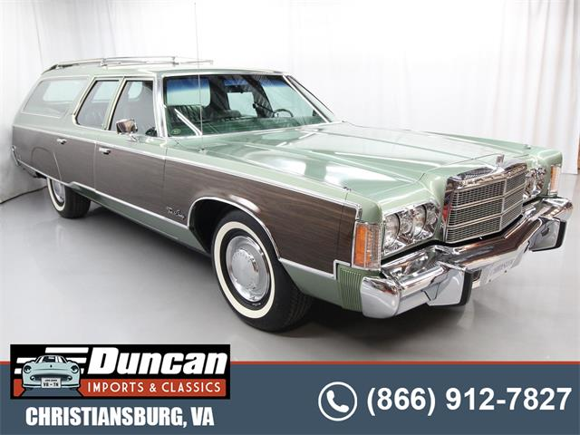 1976 Chrysler Town & Country (CC-1517623) for sale in Christiansburg, Virginia