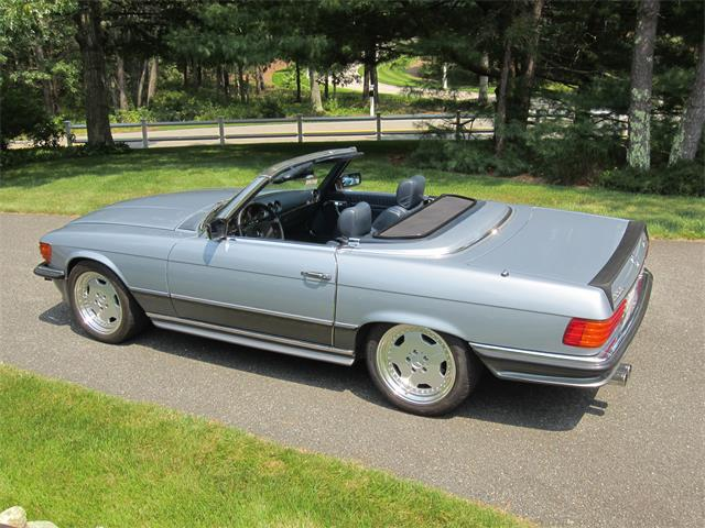 1984 Mercedes-Benz 500SL (CC-1517631) for sale in Cotuit, Massachusetts