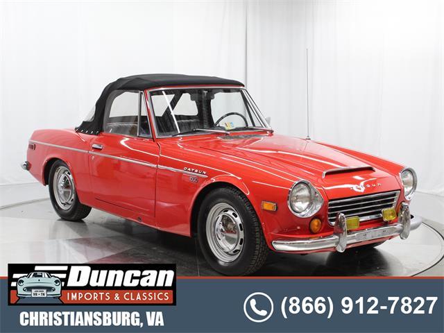 1970 Datsun 1600 (CC-1517632) for sale in Christiansburg, Virginia