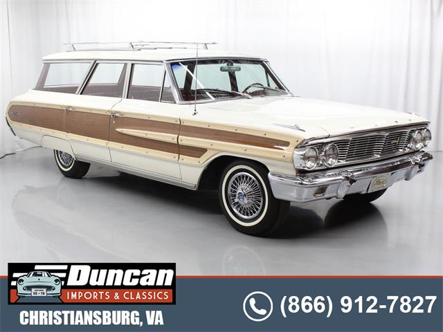 1964 Ford Country Squire (CC-1517639) for sale in Christiansburg, Virginia