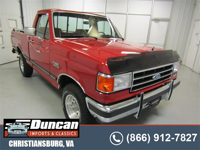 1991 Ford F150 (CC-1517640) for sale in Christiansburg, Virginia