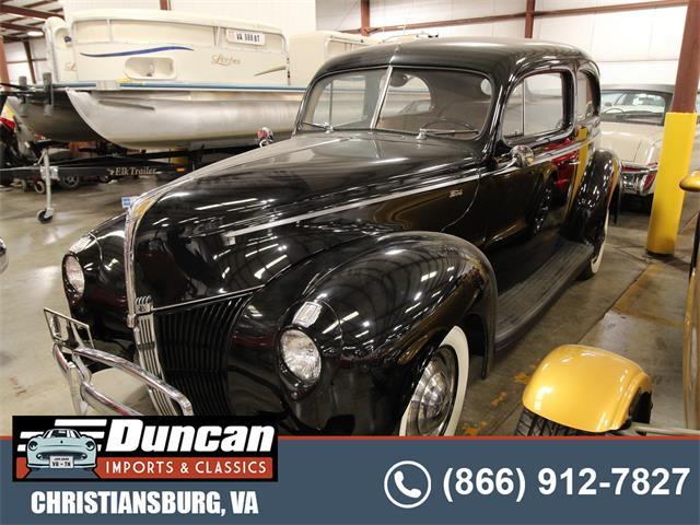 1940 Ford Standard (CC-1517644) for sale in Christiansburg, Virginia