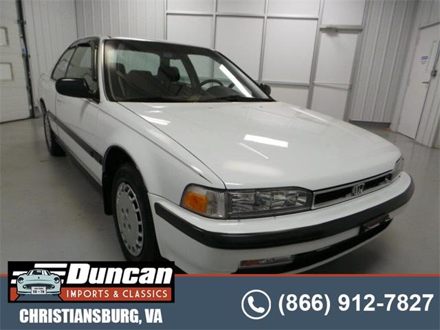 1990 Honda Accord (CC-1517646) for sale in Christiansburg, Virginia