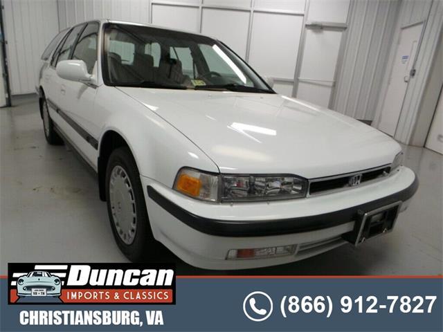 1991 Honda Accord (CC-1517647) for sale in Christiansburg, Virginia
