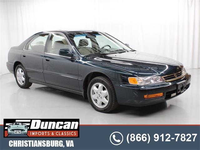 1996 Honda Accord (CC-1517652) for sale in Christiansburg, Virginia