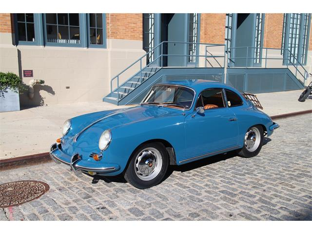 1962 Porsche 356B (CC-1517654) for sale in New York, New York