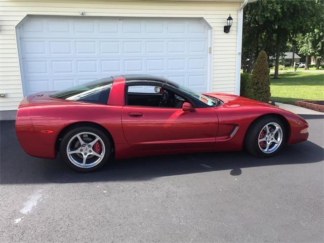 2001 Chevrolet Corvette (CC-1517660) for sale in Harrington, Delaware