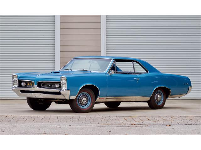 1967 Pontiac GTO (CC-1517665) for sale in Eustis, Florida