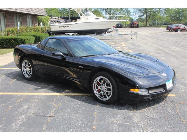 2003 Chevrolet Corvette Z06 (CC-1517682) for sale in LAKE ZURICH, Illinois
