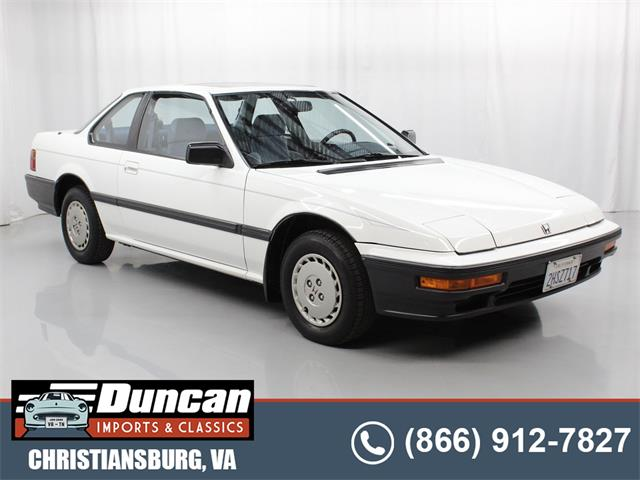 1988 Honda Prelude (CC-1517683) for sale in Christiansburg, Virginia