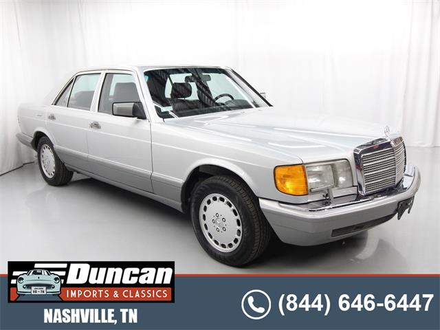 1988 Mercedes-Benz 300 (CC-1517707) for sale in Christiansburg, Virginia