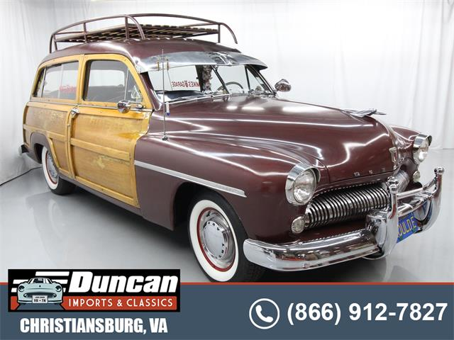 1949 Mercury Eight (CC-1517710) for sale in Christiansburg, Virginia