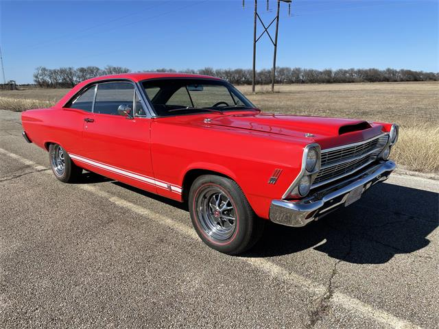 1966 Ford Fairlane (CC-1517715) for sale in Palmer, Texas