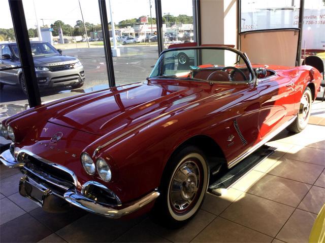 1962 Chevrolet Corvette (CC-1510772) for sale in Greenville, North Carolina