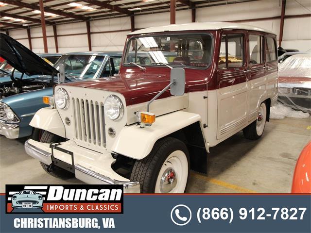 1976 Mitsubishi Jeep (CC-1517723) for sale in Christiansburg, Virginia