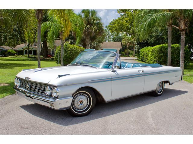 1962 Ford Galaxie 500 Sunliner (CC-1517725) for sale in Eustis, Florida