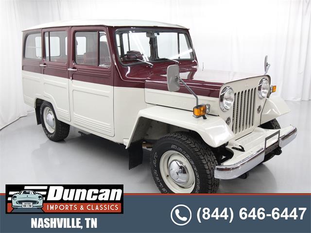 1979 Mitsubishi Jeep (CC-1517726) for sale in Christiansburg, Virginia
