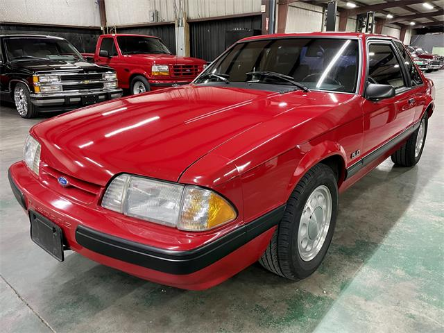 1990 Ford Mustang (CC-1517727) for sale in Sherman, Texas