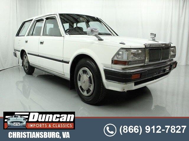 1989 Nissan Cedric (CC-1517751) for sale in Christiansburg, Virginia