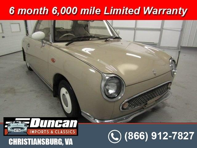 1991 Nissan Figaro (CC-1517763) for sale in Christiansburg, Virginia