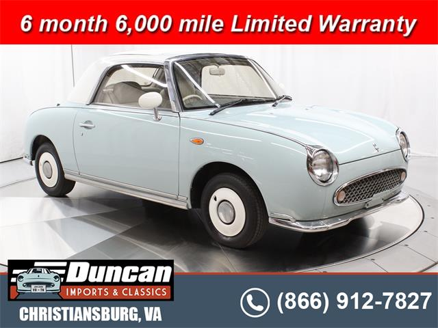 1991 Nissan Figaro (CC-1517766) for sale in Christiansburg, Virginia