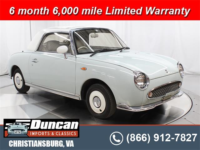 1991 Nissan Figaro (CC-1517768) for sale in Christiansburg, Virginia