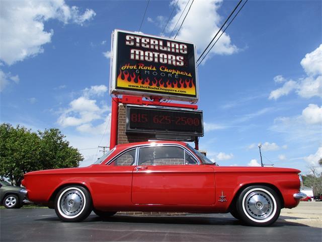 1963 Chevrolet 2-Dr Sedan (CC-1517770) for sale in Sterling, Illinois