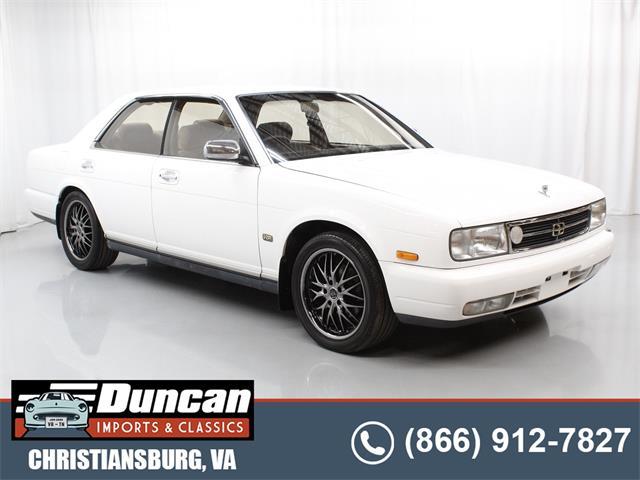 1992 Nissan Gloria (CC-1517772) for sale in Christiansburg, Virginia