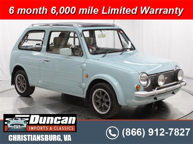 1989 Nissan Pao (CC-1517779) for sale in Christiansburg, Virginia