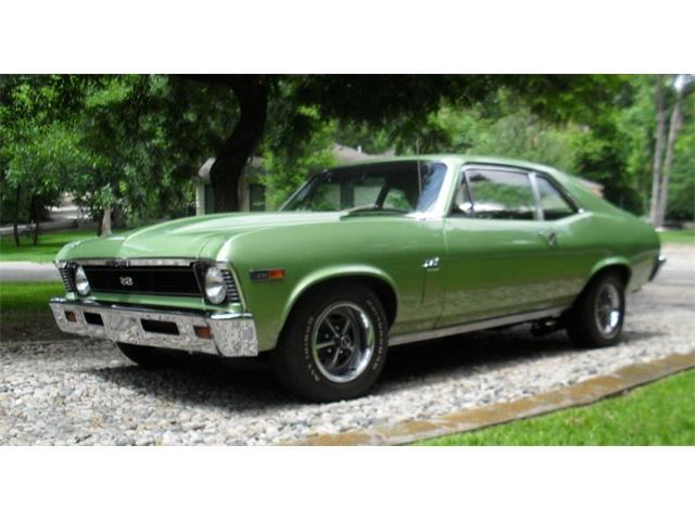 1969 Chevrolet Nova (CC-1510778) for sale in Allen, Texas