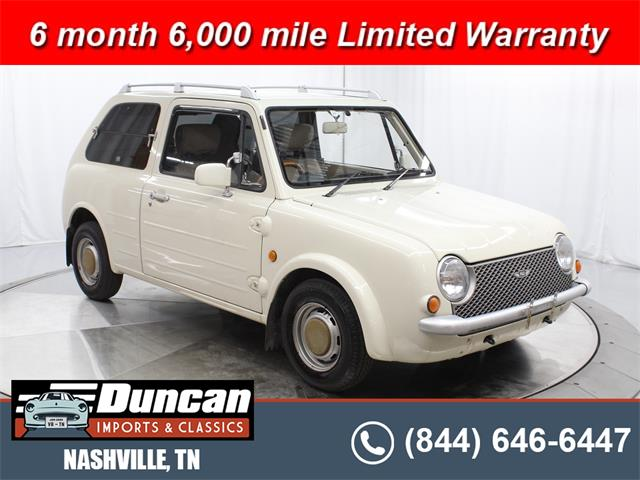 1989 Nissan Pao (CC-1517780) for sale in Christiansburg, Virginia