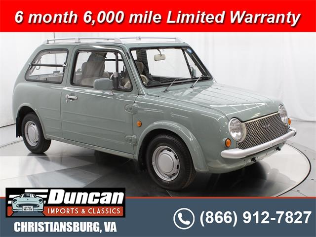 1989 Nissan Pao (CC-1517781) for sale in Christiansburg, Virginia