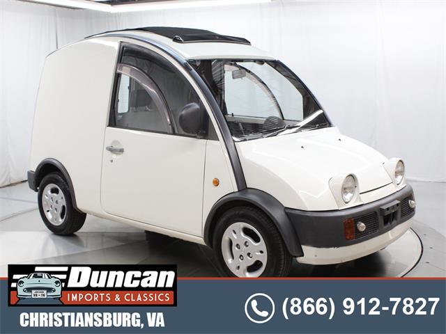 1989 Nissan S-Cargo (CC-1517787) for sale in Christiansburg, Virginia