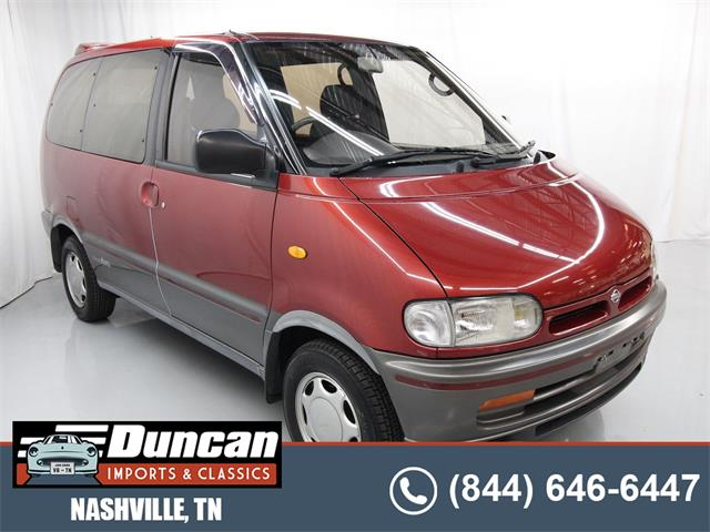 1993 Nissan Serena (CC-1517789) for sale in Christiansburg, Virginia