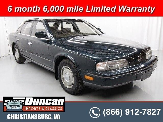 1990 Infiniti Q45 (CC-1517792) for sale in Christiansburg, Virginia