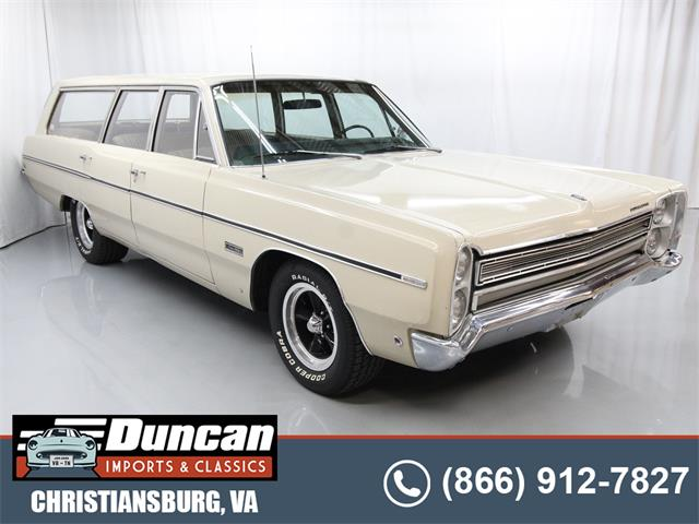1968 Plymouth Suburban (CC-1517799) for sale in Christiansburg, Virginia