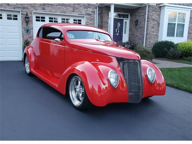 1937 Ford Coupe (CC-1510078) for sale in Lake Hiawatha, New Jersey