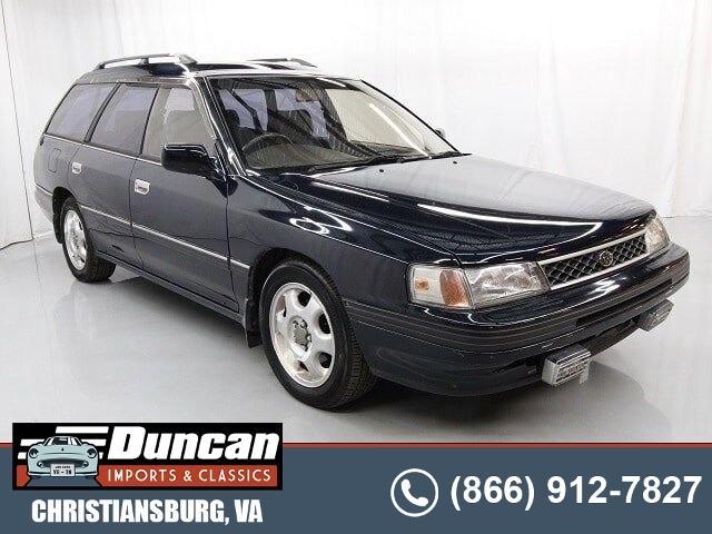 1990 Subaru Legacy (CC-1517804) for sale in Christiansburg, Virginia