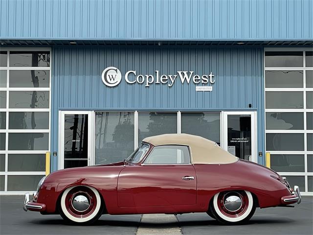 1952 Porsche 356 (CC-1517807) for sale in NEWPORT BEACH, California