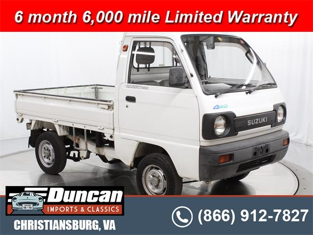 1991 Suzuki Carry (CC-1517811) for sale in Christiansburg, Virginia